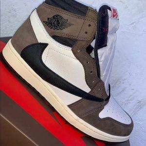 Air Jordan 1 High OG Travis Scott Mocha